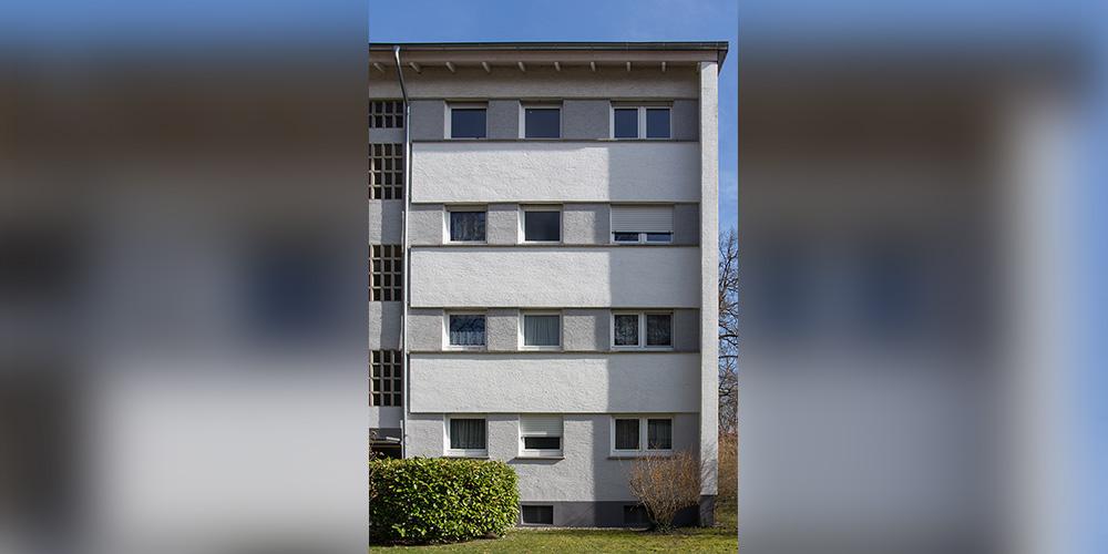 Dachsanierung Mehrfamilienhaus