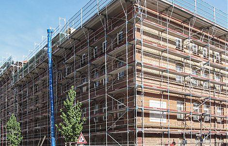 dieBauingenieure - Sanierung SchulzentrumWest