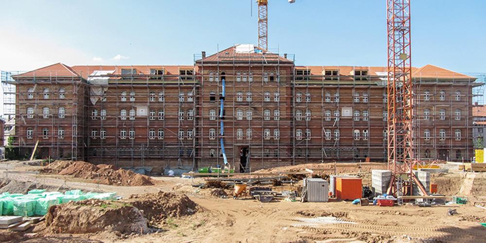 dieBauingenieure Neubau des ParkTower im CityparkKarlsruhe