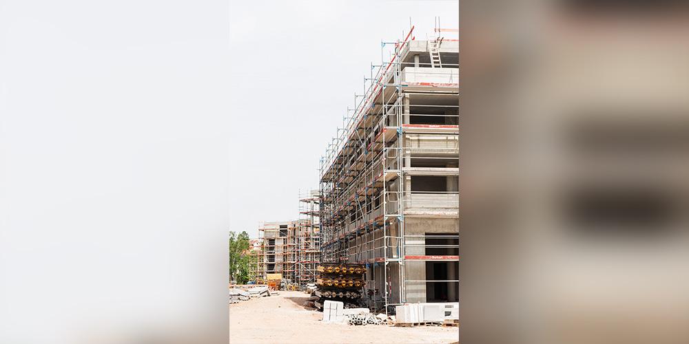 dieBauingenieure Neubau PflegeheimVincentius