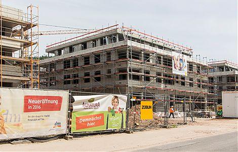 dieBauingenieure - Neubau PflegeheimVincentius