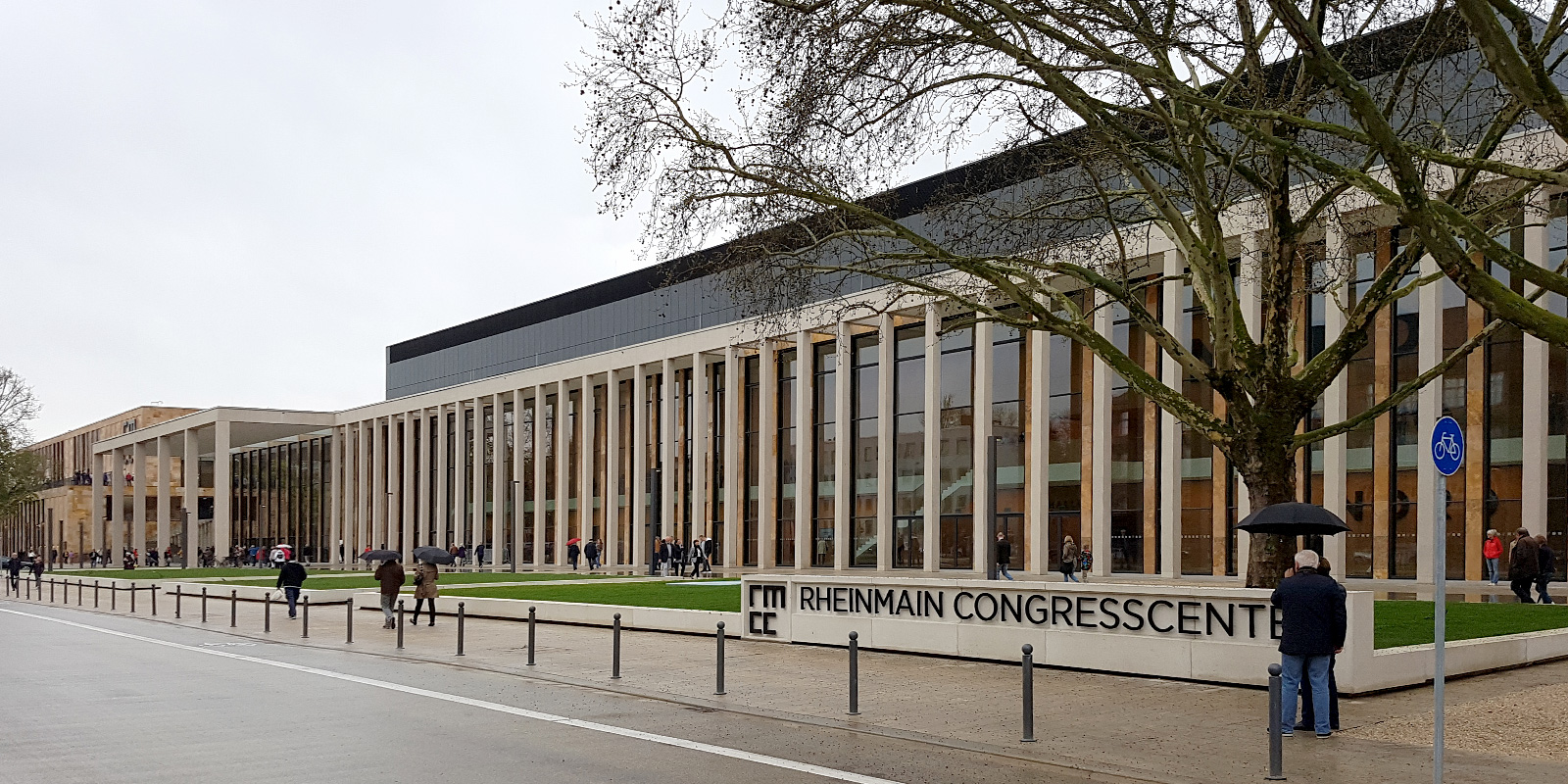 Rhein Main Congress Center Aussen