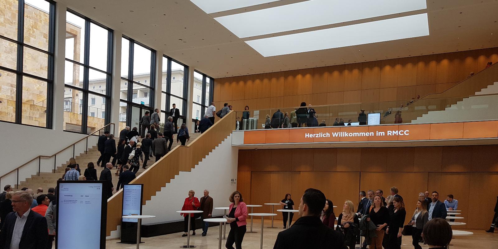 Rhein Main Congress innenansicht