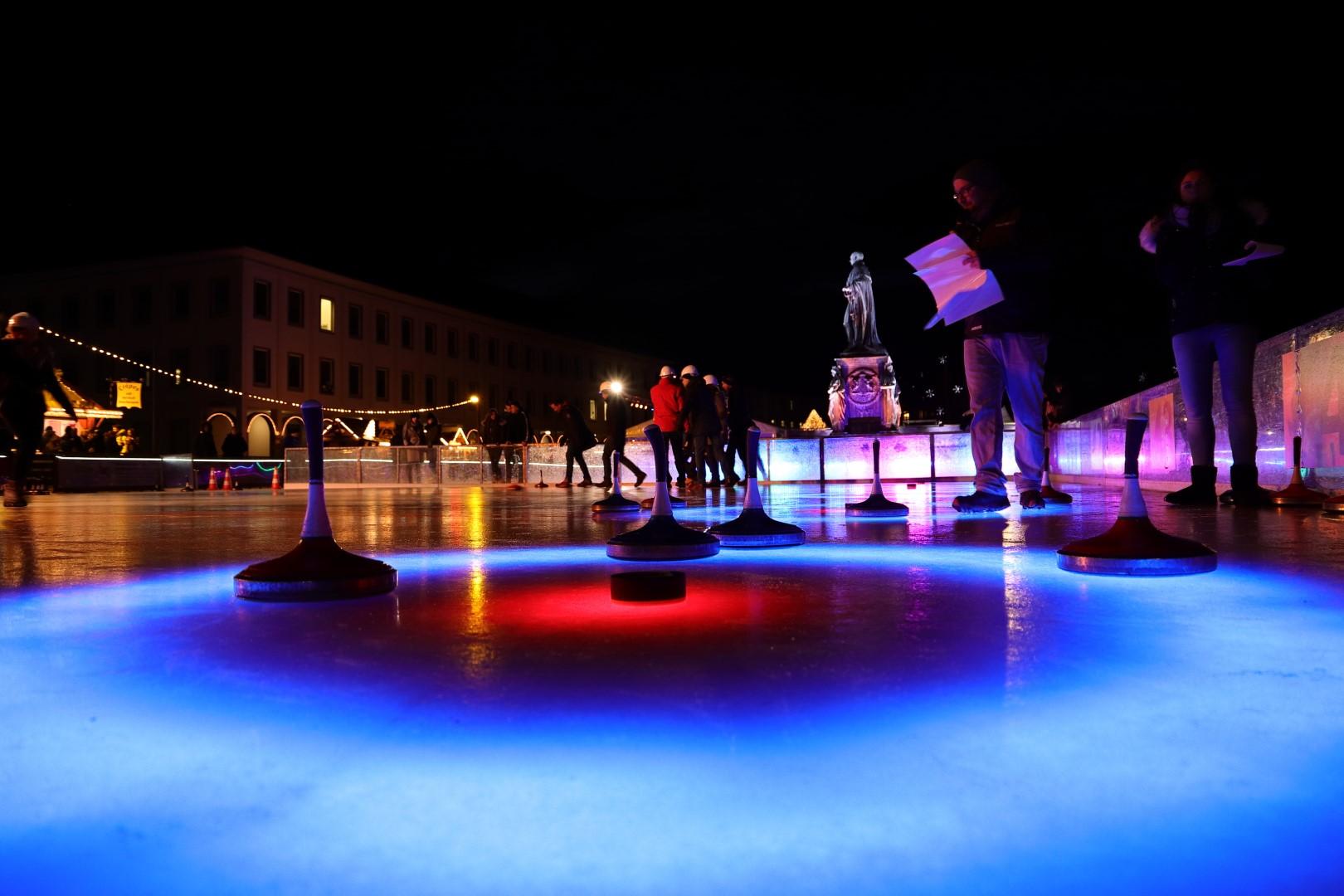dieBauingenieure Eisstockturnier 2017