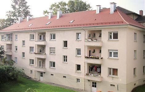Energetische Sanierung Mehrfamilienhäusern