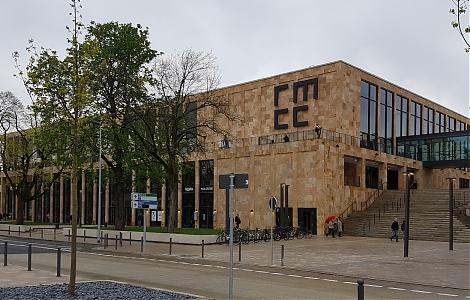 Rhein Main Congress Aussenansicht