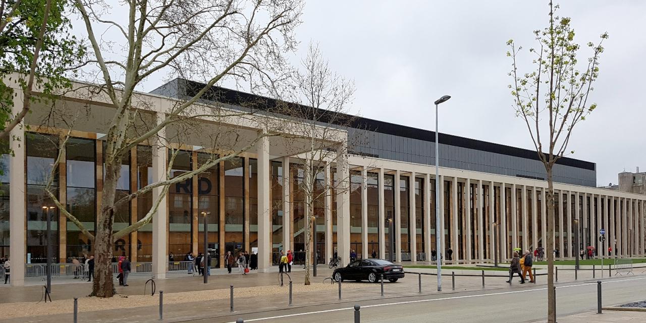 Rhein Main Congress Center Eingangsbereich