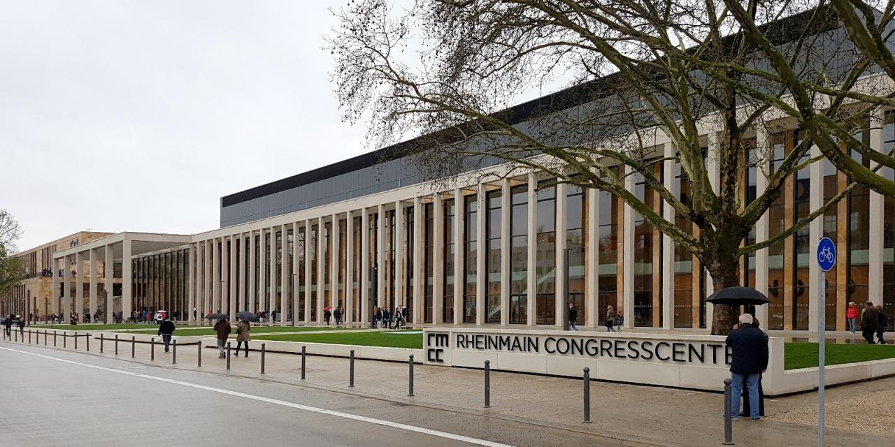 Rhein Main Congress Center Aussen